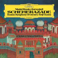 リムスキー=コルサコフ:交響組曲《シェエラザード》