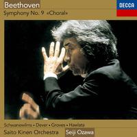 ベートーヴェン: 交響曲 第9番<合唱>/Seiji Ozawa, Saito Kinen Orchestra