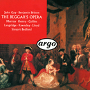 Gay-Britten: The Beggar's Opera/Steuart Bedford, Philip Langridge, Ann Murray, Yvonne Kenny, Robert Lloyd, Anne Collins, John Rawnsley, The Aldeburgh Festival Orchestra