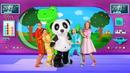 Máquina Do Tempo/Panda e Os Caricas