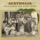 Songs Of Drovers, Shearers And Bullockies/Warren Fahey