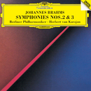 Brahms: Symphonies Nos.2 & 3/Herbert von Karajan, Berliner Philharmoniker