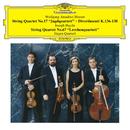 """Mozart: String Quartet No.17 """"The Hunt"""", Divertimento, K.136, String Quartet In D Major, Op.64, No.5/Hagen Quartett"""