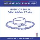 Music Of Spain: Falla | Albéniz | Turina (1000 Years Of Classical Music, Vol. 68)/West Australian Symphony Orchestra, Jorge Mester