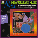 The New New Orleans Music: New Music Jazz/New Orleans Saxophone Ensemble, Improvisational Arts Quintet