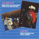Zydeco Live!/Nathan And The Zydeco Cha-Chas, Boozoo Chavis, The Majic Sounds