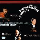 Zimmermann: Cello, Oboe and Trumpet Concertos; Canto di speranza/Michael Gielen, Heinrich Schiff, Heinz Holliger, Håkan Hardenberger, SWF Sinfonie Orchester Baden-Baden