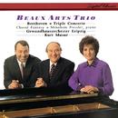 Beethoven: Triple Concerto; Choral Fantasy/Kurt Masur, Beaux Arts Trio, Gewandhausorchester Leipzig