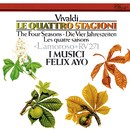 Vivaldi: The Four Seasons; L'amoroso/Felix Ayo, I Musici