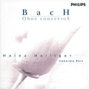 Bach, J.S. / Bach, C.P.E.: Oboe Concertos/Heinz Holliger, Camerata Bern