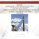Mozart: Sinfonia Concertante; Oboe Concerto/Heinz Holliger, Aurèle Nicolet, Hermann Baumann, Klaus Thunemann, Academy of St. Martin in the Fields, Sir Neville Marriner