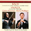 J.S. Bach: Concerto in C Minor / Vivaldi: Concerto in G Minor; Violin Concerto in D Major/Gidon Kremer, Heinz Holliger, Academy of St. Martin in the Fields