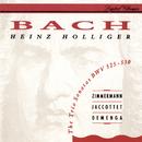 Bach, J.S.: 6 Trio Sonatas BWV 525-530/Heinz Holliger, Tabea Zimmerman, Christiane Jaccottet, Thomas Demenga