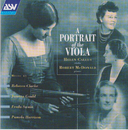 A Portrait Of The Viola/Helen Callus, Robert McDonald