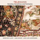 Telemann: Sonatas, Sonatinas And Fantasias/Genevieve Lacey, Lars Ulrik Mortensen, Jane Gower
