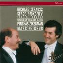 Richard Strauss: Violin Sonata / Prokofiev: Violin Sonata No. 2/Pinchas Zukerman, Marc Neikrug