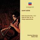 Saint-Saens: Music For Cello & Orchestra/Christine Walevska, Orchestre National De L'Opera De Monte Carlo, Eliahu Inbal