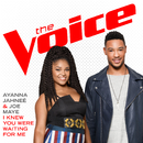 I Knew You Were Waiting (For Me) (The Voice Performance)/Ayanna Jahneé, Joe Maye