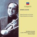 Mendelssohn: Violin Concertos/Salvatore Accardo, London Philharmonic Orchestra, Charles Dutoit