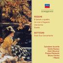 Rossini: Sonate a quattro / Bottesini: Gran Duo/Salvatore Accardo, I Musici, Sylvie Gazeau, Alain Meunier, Franco Petracchi, Bruno Canino, Lucio Buccarella