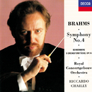 Brahms: Symphony No.4 / Schoenberg: 5 Orchestral Pieces/Riccardo Chailly, Royal Concertgebouw Orchestra