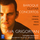 Baroque Guitar Concertos/Slava Grigoryan, Leonard Grigoryan, Tasmanian Symphony Orchestra, Benjamin Northey