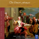 The Concert Français (The Perfection Of Music, Masterpieces Of The French Baroque) (Vol. II)/Taryn Fiebig, Sara Macliver, Ensemble Battistin