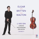Elgar & Walton: Cello Concertos – Britten: Four Sea Interludes/Li-Wei Qin, London Philharmonic Orchestra, Zhang Yi