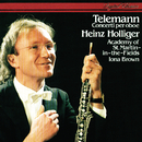 Telemann: Oboe Concertos/Heinz Holliger, Academy of St. Martin in the Fields, Iona Brown