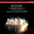 Mozart: Divertimenti K. 205 & 247 & Marches/Academy of St. Martin in the Fields Chamber Ensemble