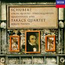 "Schubert: String Quintet; String Quartet No. 12 ""Quartettsatz""/Takács Quartet, Miklós Perényi"
