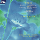 Weber: Clarinet Concerto No.1; Tartini: Concertino etc/Emma Johnson, English Chamber Orchestra, Yan Pascal Tortelier