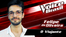Viajante (The Voice Brasil 2016 / Audio)/Felipe De Oliveira