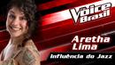 Influência Do Jazz (The Voice Brasil 2016 / Audio)/Aretha Lima