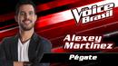 Pégate (The Voice Brasil 2016 / Audio)/Alexey Martinez