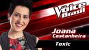Toxic (The Voice Brasil 2016 / Audio)/Joana Castanheira