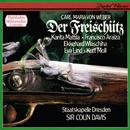 Weber: Der Freischütz (Highlights)/Sir Colin Davis, Staatskapelle Dresden