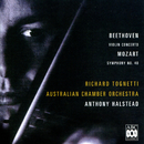 Beethoven: Concerto For Violin And Orchestra, Op. 61 - Mozart: Symphony No. 40/Richard Tognetti, Anthony Halstead, Australian Chamber Orchestra