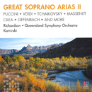 Great Soprano Arias II/Marilyn Richardson, Queensland Symphony Orchestra, Vladimir Kamirski