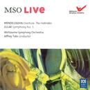 MSO Live - Mendelssohn / Elgar (Live)/Melbourne Symphony Orchestra, Jeffrey Tate