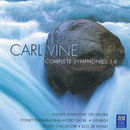 Carl Vine: Complete Symphonies 1-6/Sydney Symphony Orchestra, Sydney Philharmonia Motet Choir, Synergy, Stuart Challender, Edo de Waart