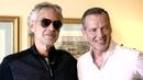 Maske & Andrea Bocelli Interview/Andrea Bocelli