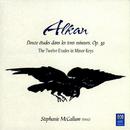 Alkan: The Twelve Etudes In Minor Keys/Stephanie McCallum