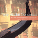 Great Vivaldi Concertos/Australian Brandenburg Orchestra, Paul Dyer