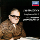 Shostakovich: String Quartets Nos. 3, 8 & 13/Fitzwilliam Quartet