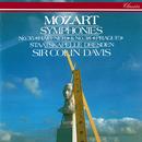 Mozart: Symphonies Nos. 35 & 38/Sir Colin Davis, Staatskapelle Dresden