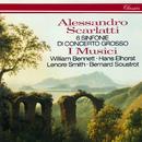 Scarlatti, A.: 6 Sinfonie di Concerto Grosso/I Musici, William Bennett