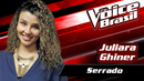Serrado (The Voice Brasil 2016 / Audio)/Juliara Ghiner