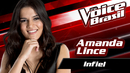 Infiel(The Voice Brasil 2016 / Audio)/Amanda Lince