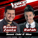 Sweet Child O' Mine (The Voice Brasil 2016)/Renan Zonta, Rafah